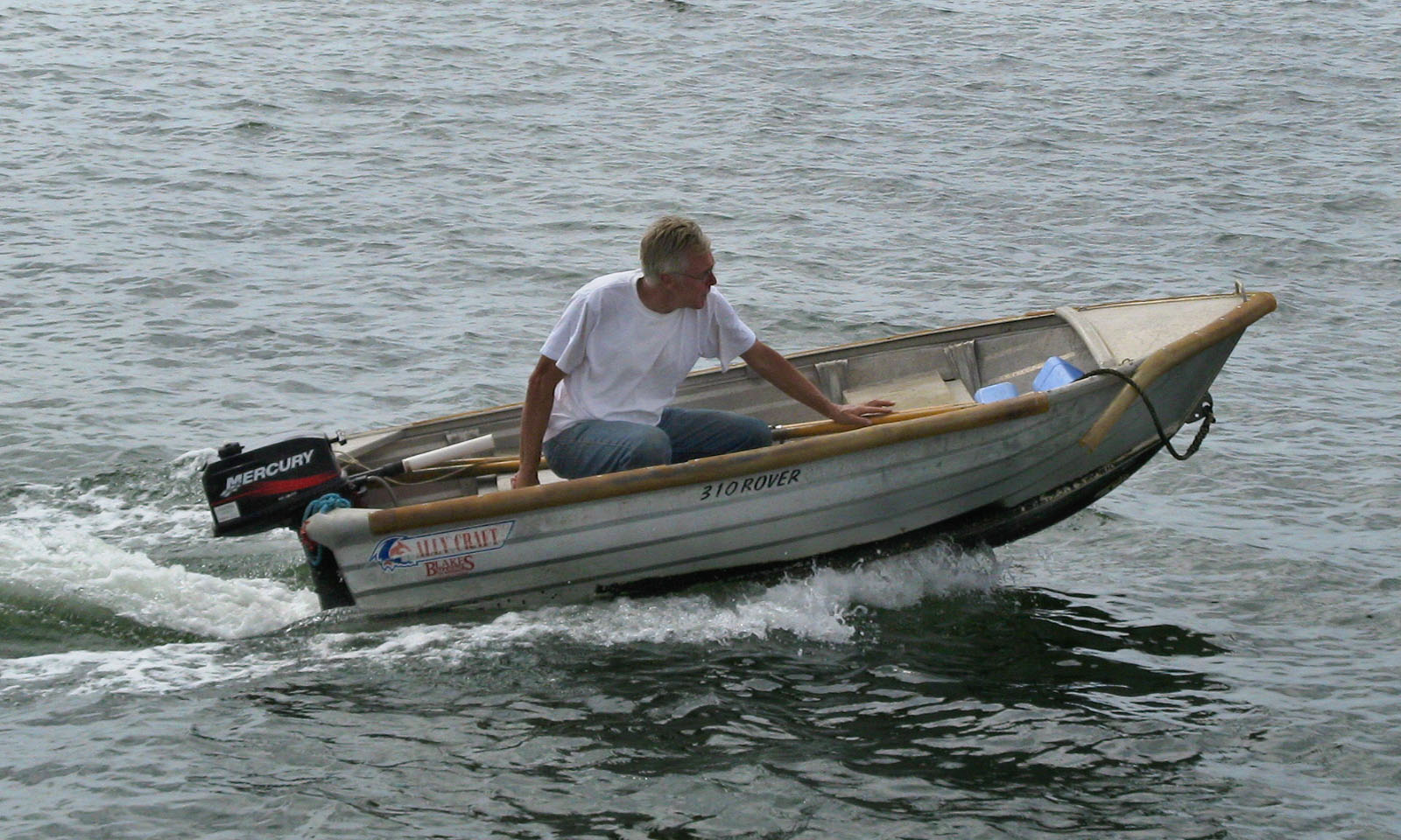 The whole shebang. 16' aluminum shell to fishing machine. Page: 2 - iboats Boating Forums   653837